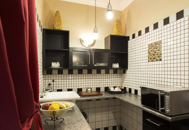 Kitchenette in Cocos