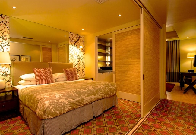 Two-Bedroom Executive Suite