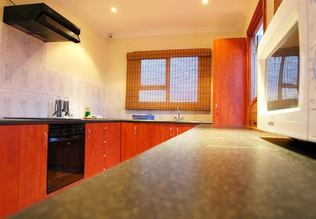 Paradise View Kitchen