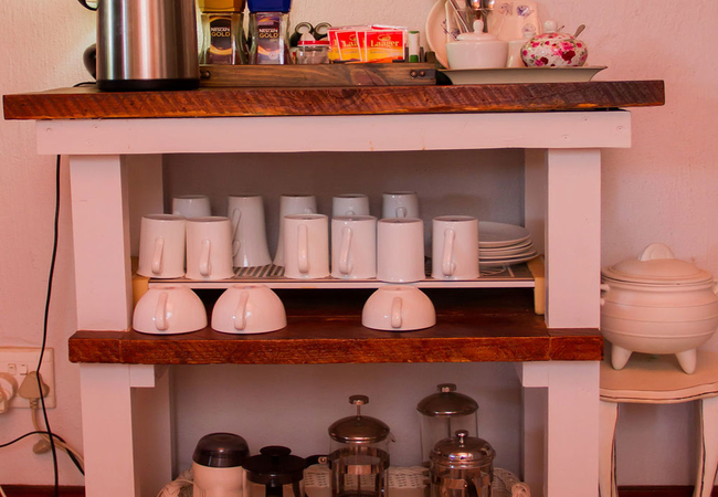Breakfast Tea/Coffee