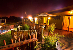 Saba Lodge