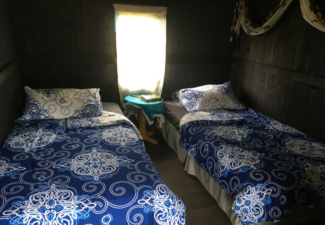 Twin Cabin (set aside)