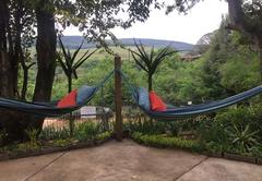 Apartment D - Lounge Area