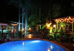 Pool and Bar Deck