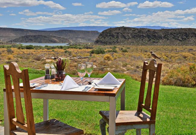 Gondwana Outdoor Dining