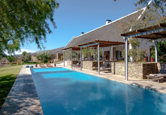 Gondwana Pool Area