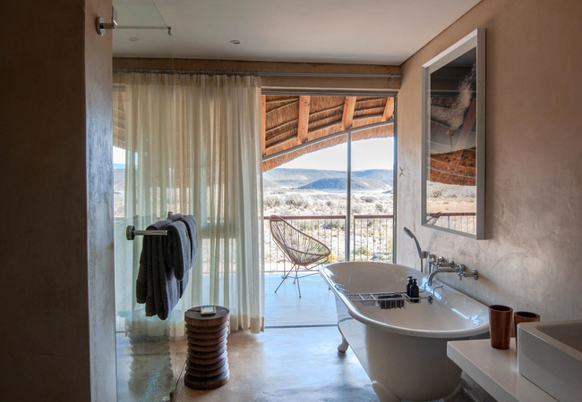 Gondwana Bathroom