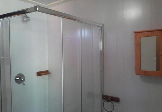 1 Bedroom Wooden Cabin
