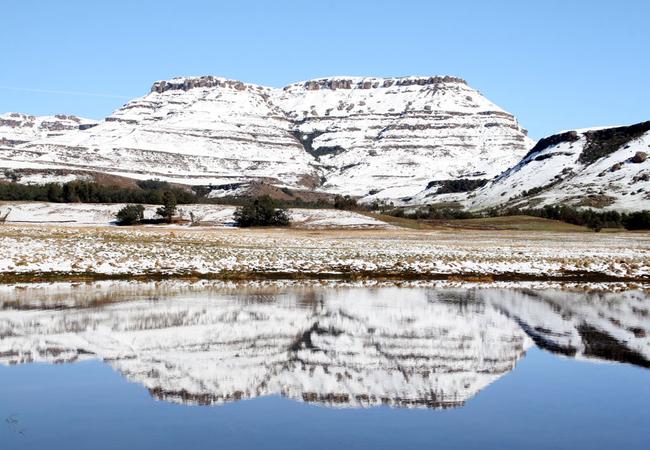 Sani Valley Lodge In Sani Pass Kwazulu Natal
