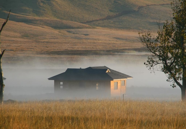 Early Mist Chalets