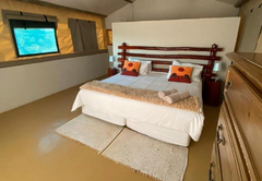 Luxury Tented Chalet