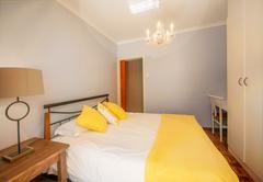 African Sky bedroom