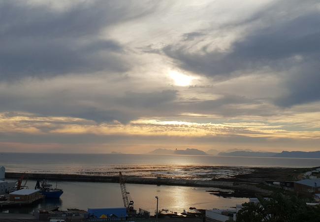 View over Walker Bay