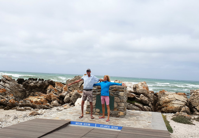 Southern Tip of Africa