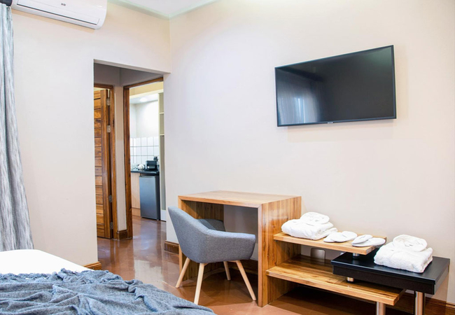 King / Twin Room with Private Balcony