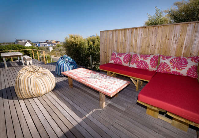 Decks to enjoy Ocean Views