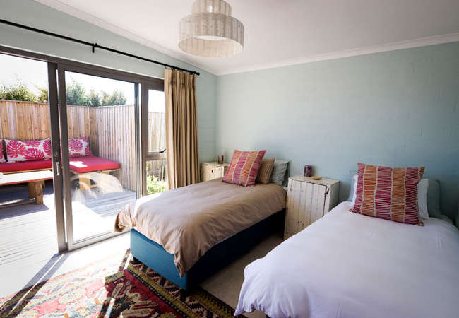 Twin Room with 2x Single Beds