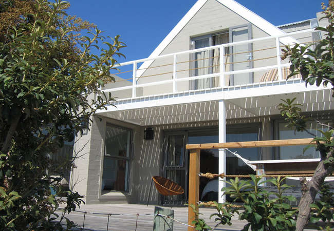 Outside Deck - All Rooms lead onto Deck with Ocean Views