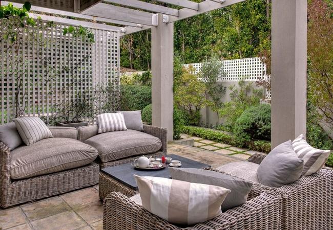 Garden Double Room