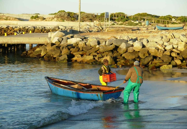 The Area - In and around Struisbaai