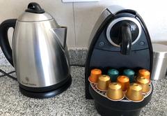 Coffee making facilities
