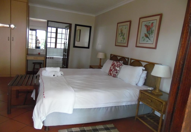 Bed and Breakfast Room - no verandah