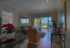 First Level Apartment with Sea View