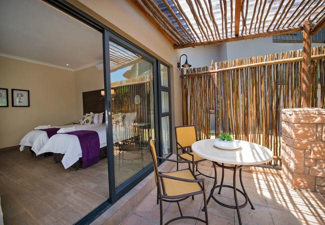 Luxury Lodge Room