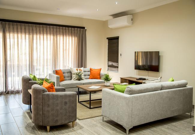 Luxury Lodge Unit