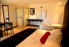 Double Room Open Plan