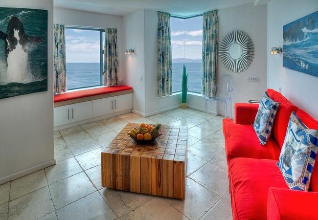 Luxury Sea Facing Family Suite