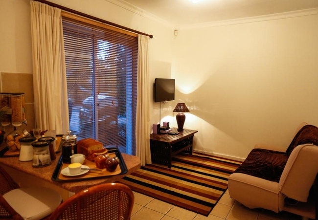 Gardenia Garden Suite