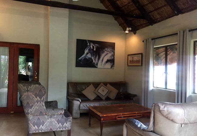 Chalet 5 Lounge