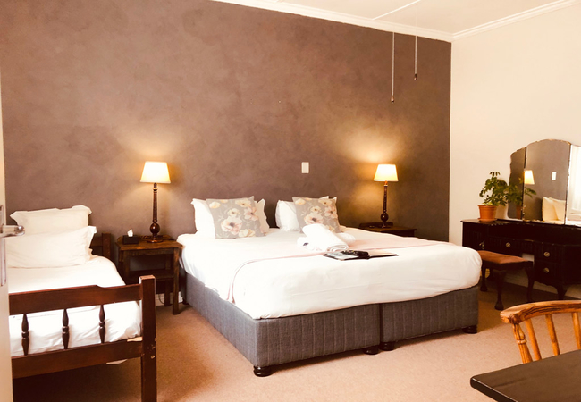 Room 4A - King Room