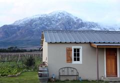 Seven Oaks Vineyard Cottages