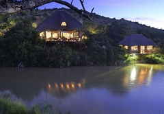 Bayethe Tented Lodge Main Lodge