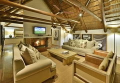 Lobengula Fireplace Lounge
