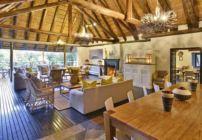 Lobengula Deck Lounge