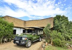 Lobengula Main Lodge Entrance