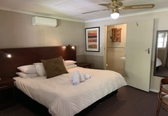 Basic Hotel Room