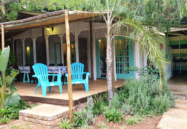 8 Sleeper Beach Cabin