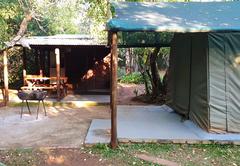 6 Sleeper Safari-Tented Unit