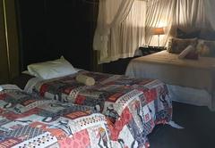 8 Sleeper Safari-Tented Unit