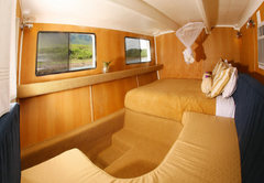Shayamanzi II Deluxe Cabins