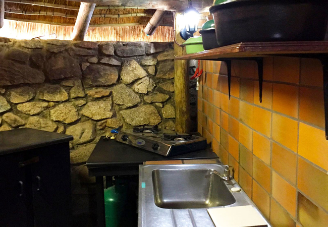 Sheba Rock Lapa Kitchen