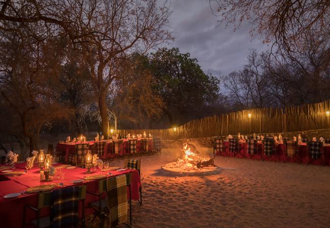 Outside Dining - Boma
