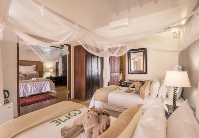 Luxury Room Interleading
