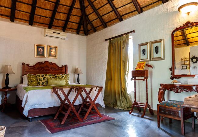 Shikwari Baobab Suite