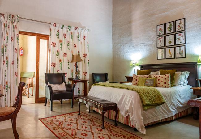 Wild Fig main bedroom