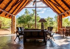 Shikwari veranda
